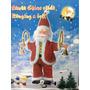 Muñeco Papa Noel Con Luces Y Música