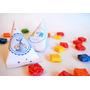 Triangulitos Con Caramelos, Souvenir Baby Shower, Nacimiento