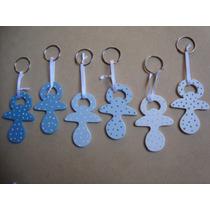 Souvenir Chupetes Para Bebés, Nacimientos. Llaveros X10