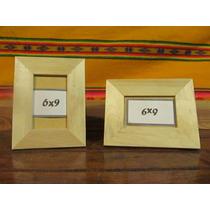 Portaretratos (6x9), 10x15, 13x18, 15x21,etc De Madera