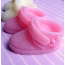 Zapatillas De Bebe En Jabon Perfumado, El Precio Es Por 10!!