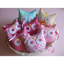 Souvenirs Buhos Lechuzas Nacimiento Baby Shower Cumpleaños!!