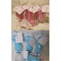 Souvenirs Piecitos Con Sales Ideal Baby Shower O Nacimiento