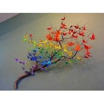 Pajaro Las Grullas Origami Souvenir Original Mes Navidad