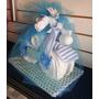 Torta De Pañales Baby Shower Nacimientos
