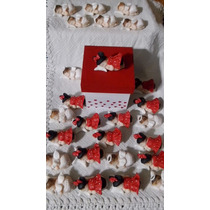 30 Bebes Mas Cajita Central Ideal Nacimiento Baby Shower