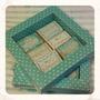 Souvenirs Caja Con 6 Chocolates Personalizados