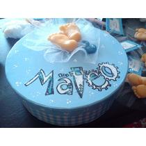 Souvenirs Nacimiento, Bautismo,baby Shower Porcelana Fria!!