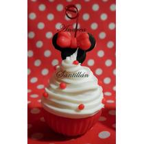 Souvenirs Mickey Minnie Primer Añito Delicados Cupcakes