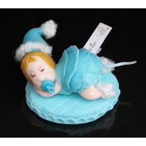Souvenirs Bebitos Nacimiento, Baby Shower Porcelana Fría