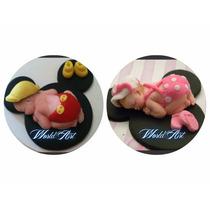 Bebes Colita De Porcelana Fría Souvenir Nacimiento Buatismo