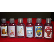 Mf. Alcohol En Gel. Souvenirs. Personalizados. Baby Shower