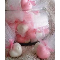 Jaboncitos Envueltos En Tul Souvenir Nacimiento, Baby Shower