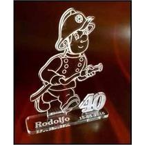 Souvenirs Hombre Cumple 18 50 40 Centro De Mesa Bombero