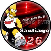 River Plate Fiesta Temática Imprimible Cumpleaños