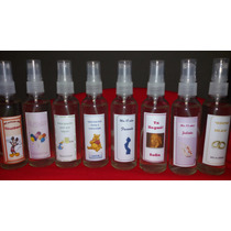 Mf. Perfume P/ropa.souvenirs. Personalizados.baby Shower X10
