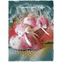 Souvenirs Corazones Tela Cumpleaños Nacimiento Baby Shower