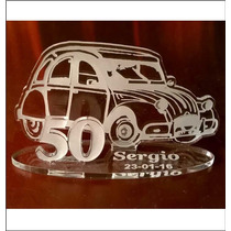 Souvenirs Hombre Cumple 18 50 40 Auto Citroen