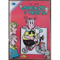 Lorenzo Y Pepita N° 313 - Ed. Novaro - 1970