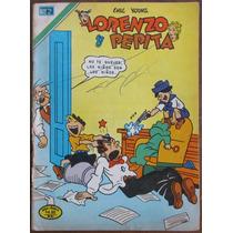 Lorenzo Y Pepita N° 2-500 - Ed. Novaro Serie Águila - 1977