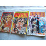 Lote De 3 Revistas Nippur Magnum De Editl Columba Dec. `90