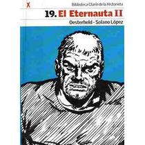 El Eternauta 2 Oesterheld Lopez Biblioteca Clarín Historieta