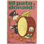 Revista El Pato Donald 934 Historieta Antigua Abril 1962