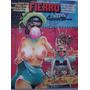 Revista Fierro Nº 41. Ediciones De La Urraca. 1988