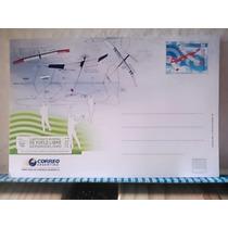 Ep. Correo Argentino. 2011. Vuelo Libre. Aeromodelismo