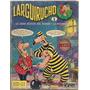 Revista Larguirucho N° 1 Colombia 1982 Historieta Rareza