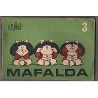 Mafalda - 1972 - Nº 3