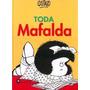 Libro Comic Todo Mafalda + 2 Discos Dvd Originales Nuevos
