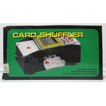 Mezclador De Naipes Cartas Card Shuffler Plastico Tissus Arg