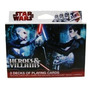 Star Wars The Clone Wars Heroes & Villains 2 Decks