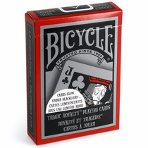 Cartas Bicycle Royal Tragic