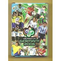 Futbol. Alemania 2006. Naipes Especiales. Truco. Chinchon