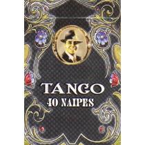 Naipes Españoles Con Motivos De Tango / 40 Cartas