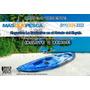 Kayak Kayaxion Tridente Triplo 2 O 3 Personas Mejor Precio!