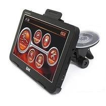 Gps Bak 7008 Tv Digital, Pantalla 7 Pulg Táctil, Bluetooth
