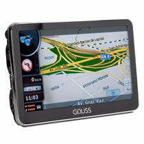 Gps Gauss Lcd 5 Touch Tv Bluetooth Rep Video, Mp3, Local