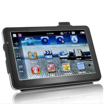 Gps 7 Pulgadas Tv Digital Garmin Xt Igo Ndrive Bluetooth 4gb