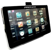 Gps 7 Pulgadas Tactil Tv Digital Bluetooth Divx Mp3 Gps7tv