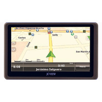 Gps X-view Navigator7+tv Digital Nave Satelital Soporte Auto