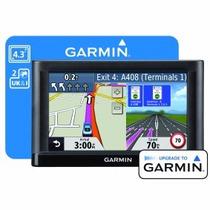 Gps Garmin Nuvi 42 Nuevo Mapas Lcd 4.3