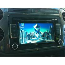 Interface De Gps Para Vw Vento Passat Tiguan Rcd510
