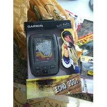 Ecosonda Garmin Echo 300c Imagen Hd Doble Frecuencia