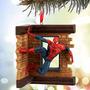 Adorno De Navidad Hombre Araña Disney Store