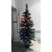 Arbol Navidad Fibra Optica 90 Cm