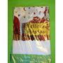 6 Manteles De Plástico Navideño 1,80 X 1,20 Mts En Belgrano.