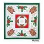Carpetas Navideñas Estampadas Jean Cartier 78 X 78 Cm